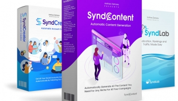 SyndTrio Review + (BEST Bonuses) + OTOs and Pricing Details + Discount