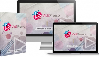 VidZPresso Review + BEST Bonuses + OTO/Upsell Details