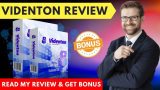 Videnton Review With All The Upgrade & Best Bonuses