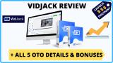 Vidjack Review – Put Interactive Elements Inside YT & Vimeo Videos