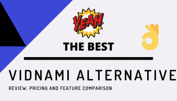 (Vidnami Alternative) – Review, Pricing & Features Comparison