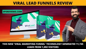 Viral Lead Funnels Review + Full Demo + My Honest Opinion & Bonus