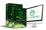 WhatDROID Review – WhatsApp Automation Software Program